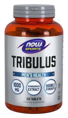 Now Foods Tribulus 1000 Mg - 180 Tab