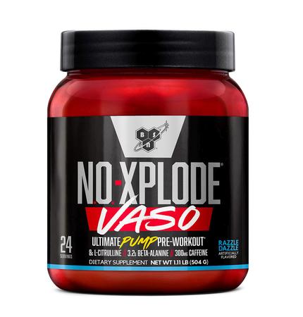 Bsn No-Xplode Vaso Razzle Dazzle - 24 Servings