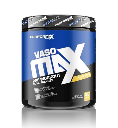 Performax Labs Vasomax Orange Mango - 20 Servings