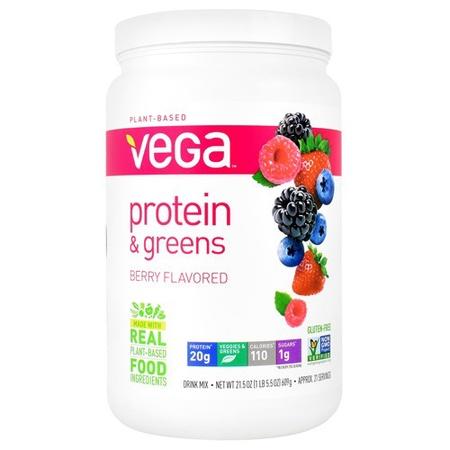 Vega Protein & Greens Berry - 21 Servings