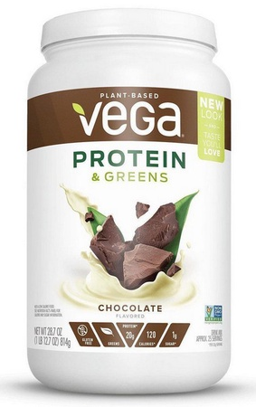 Vega Protein & Greens Chocolate - 25 Servings