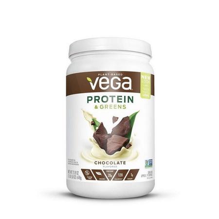 Vega Protein & Greens Chocolate - 19 Servings