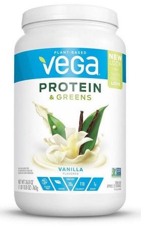 Vega Protein & Greens Vanilla - 25 Servings