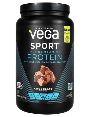 Vega Sport Premium Protein Powder Chocolate - 19 Servings