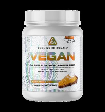 Core Nutritionals VEGAN Protein Peanut Butter Pie - 2 Lb