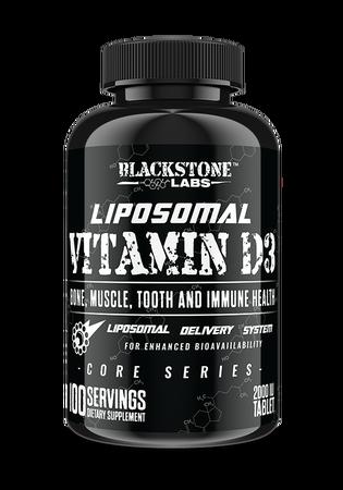 Blackstone Labs Vitamin D3 Liposomal 2000iu - 100 Tab