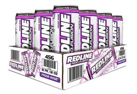 Vpx Redline NOO-Fusion  Frose Rose - 12 Cans