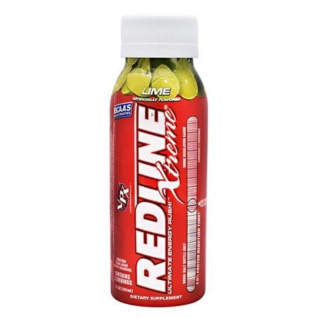 Vpx Redline Xtreme Rtd 8 oz Lime - 24 Btls
