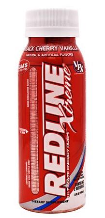 Vpx Redline Xtreme Rtd 8 oz Black Cherry Vanilla - 24 Btls