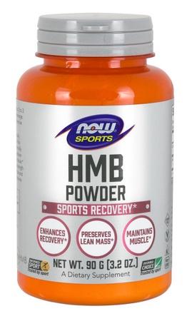 Now Foods HMB Powder - 90 Grams