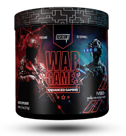 Redcon1 War Games  PvPunch - 30 Servings