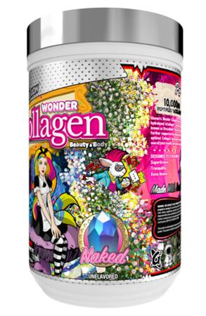 Glaxon Wonder Collagen  Naked (Unflavored) - 21 Servings