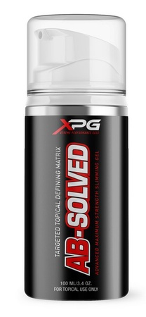 XPG Xtreme Performance Gels Ab-Solved - 3.4 oz
