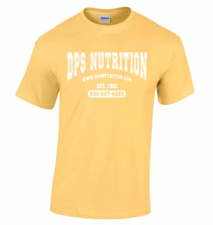 Dps Nutrition T-Shirt Yellow Haze - XXL