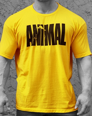 Universal 77 Shirt Yellow - Medium