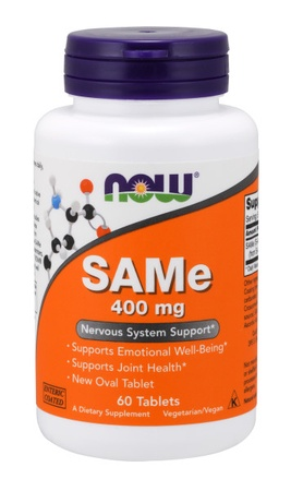 Now Foods SAMe 400 Mg - 60 Tab