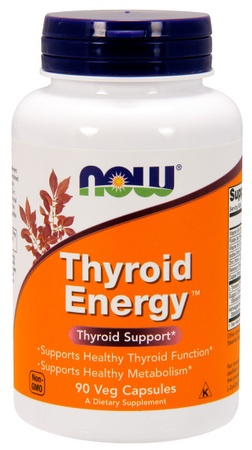 Now Foods Thyroid Energy - 90 Cap