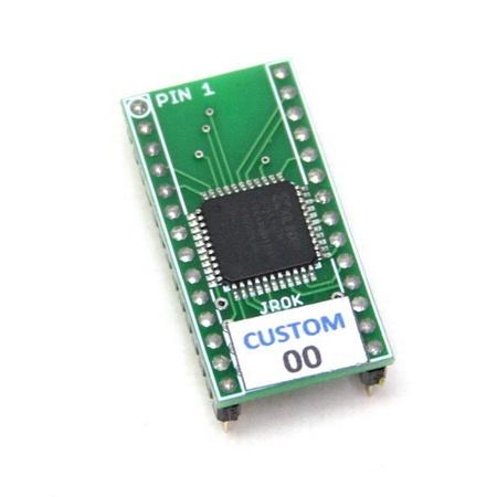 00xx Address Multiplexer Custom Chip