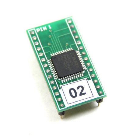 02xx Shift Register Custom Chip