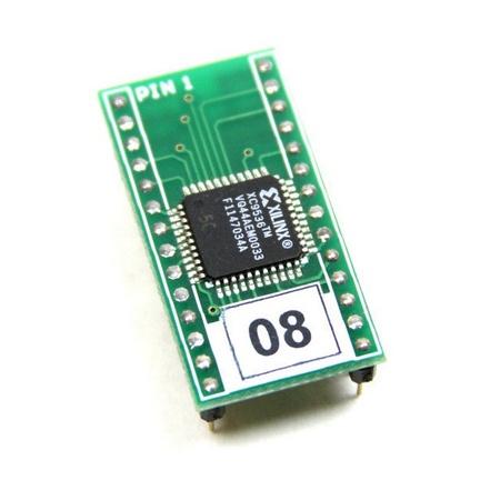 08xx Multi-processor Data Bus Interface Custom Chip
