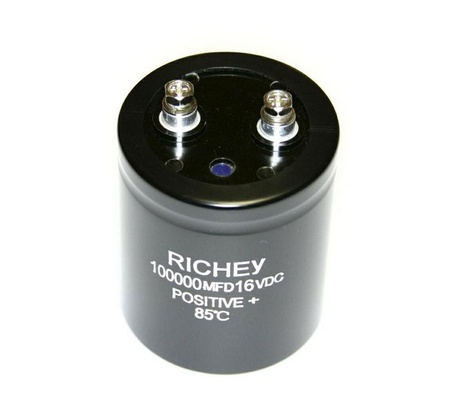 100,000µf 16v Midway MCR Suitcase Capacitor
