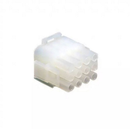 12 Pin Receptacle Male Mate-N-Lok Connector