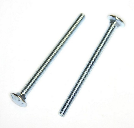 "2¼"" Trackball Unit Carriage Bolt"