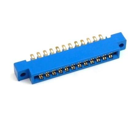 24 Pin Card Edge Connector Solder