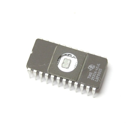 TMS 2532A - 32,768-bit (4096 x 8) EPROM