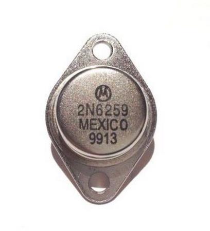 2N6259 Power Transistor