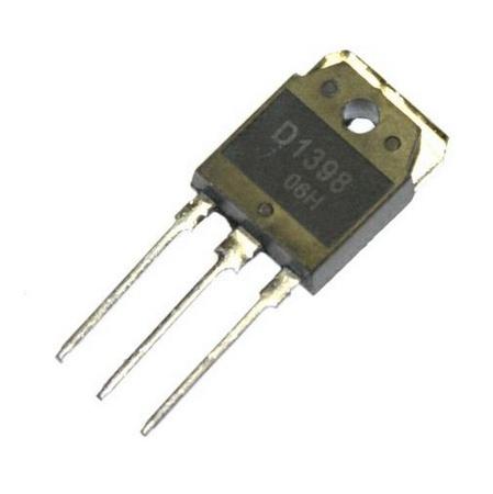 2SD1398 Horizontal Output Transistor