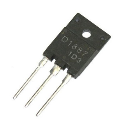2SD1887 Horizontal Output Transistor