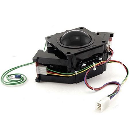 """3"""" Trackball Unit Black Atari/Happ"""