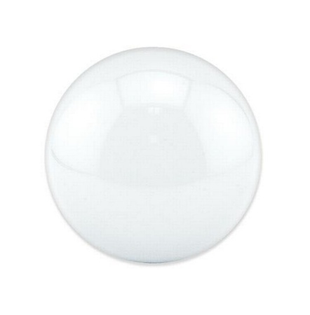 """3"""" White Ball"""