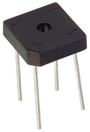 3504 (3502) Bridge Rectifier - Wire