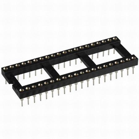40 Pin, Machine Pin Socket