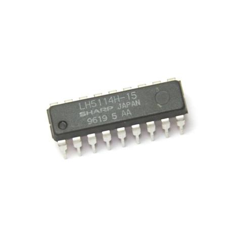 6514/5114/5514 Low Power Static CMOS RAM