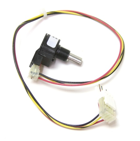 "5K Potentiometer with 3/8"" Shaft & Harness"