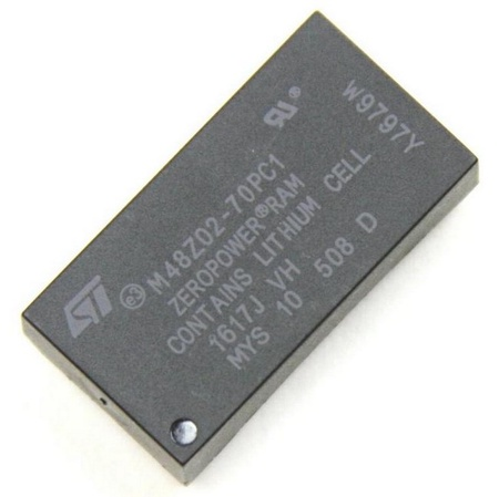5v 16 Kbit (2 Kb x 8) Zero Power SRAM