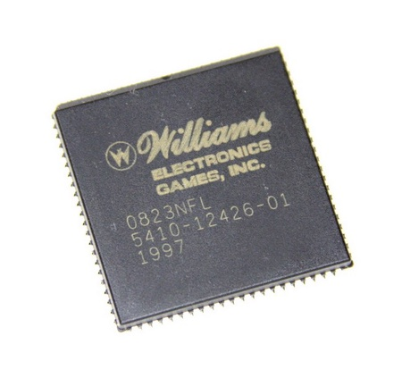 ASIC chip for Williams/Bally WPC MPUs