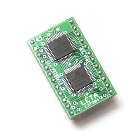 Atari LETA Custom Chip
