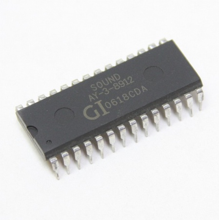AY-3-8912 Sound Generator IC