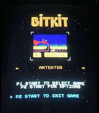 BitKit FPGA Multigame JAMMA PCB