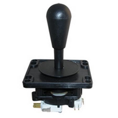 Black 8-Way Ultimate Joystick