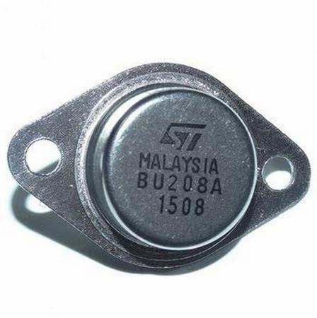 BU208A Monitor Deflection Transistor