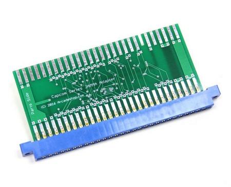 Capcom JAMMA Adapter