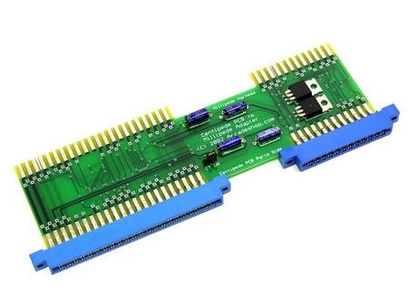 Centipede PCB to Millipede Cabinet Adapter