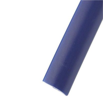 "Dark Blue Smooth 3/4"" T-Molding"