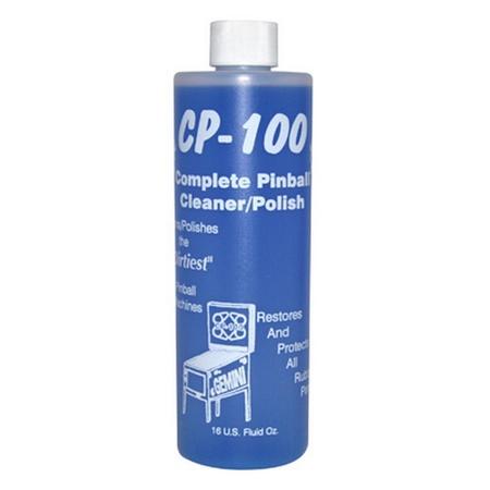 Gemini CP-100 Playfield Cleaner & Polish