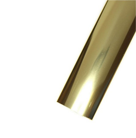 "Gold Smooth 3/4"" T-Molding"